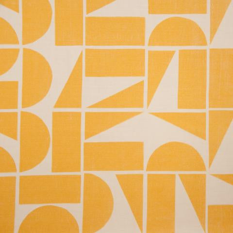 Split Shift Fabric Yellow