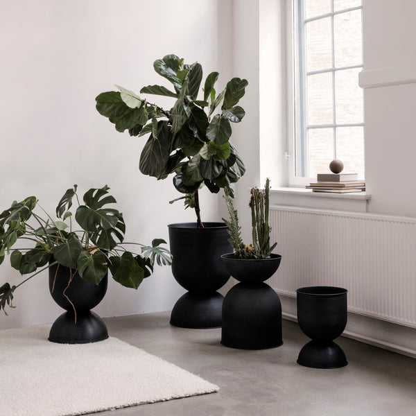 Hourglass Planter Large