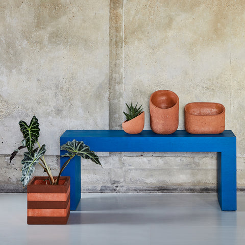 Pipe Planter — Large