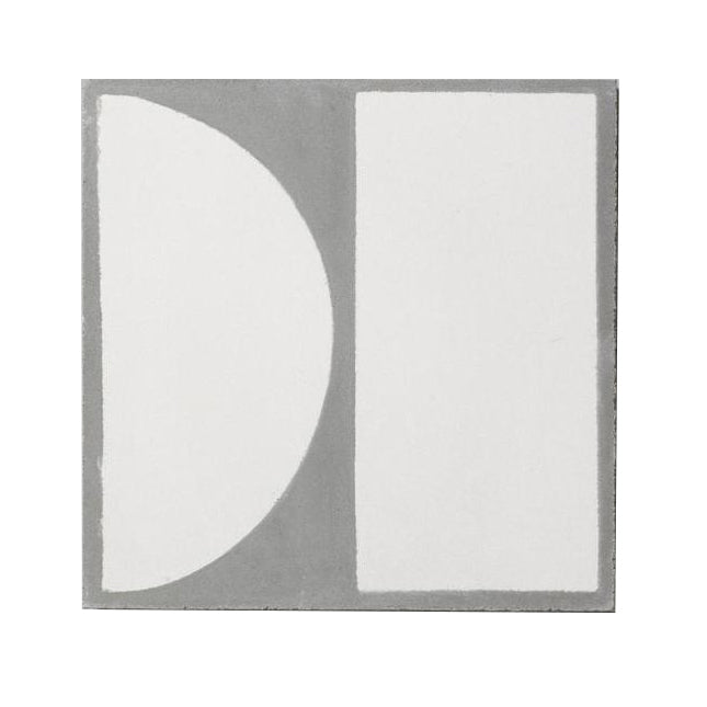 Split Shift Tile 2 Inverse Grey