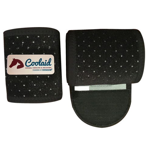 Equine CoolAid Icing and Cooling Leg Wraps