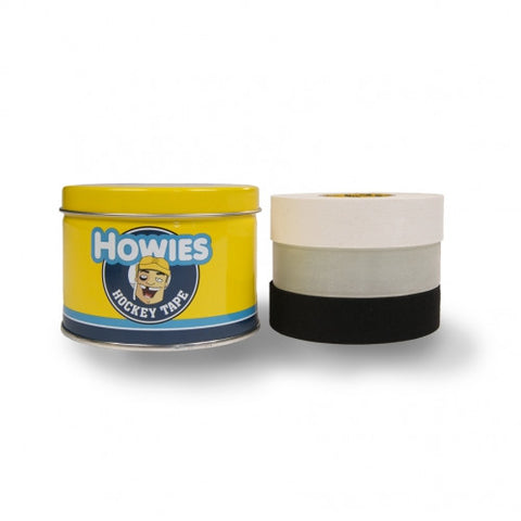 Howie's Loaded Tape Tin - Mega's Hockey Shop