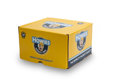 Howie's Tape Cube (Custom) - 20 Mixed (12C+8B) - Mega's Hockey Shop