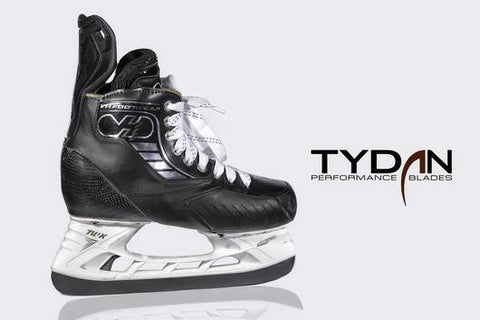 Tydan Premium Blades with DLC Coating for Players - Mega's Hockey Shop