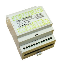 SDI-12 Pulse/Analog Interface Din Rail TBS02PA-DR