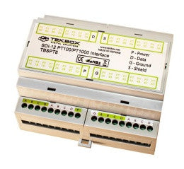 SDI-12 8-Channel PT100/PT1000 Interface TBSPT8