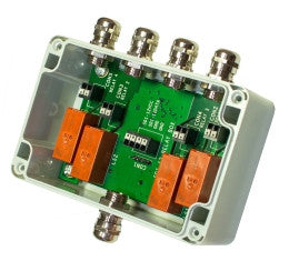 4 Channel SDI-12 controller Latching Relay & Timer TBSRB01