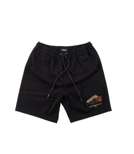 Walk Shorts Black