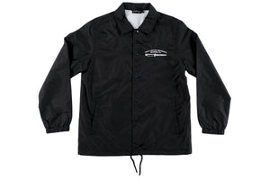 Dishonour Coach Jacket Black