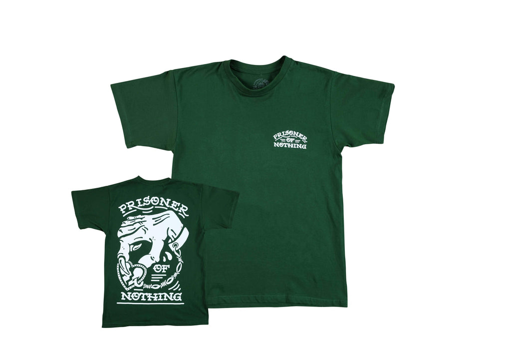 Prisoner of Nothing - Green T-Shirt