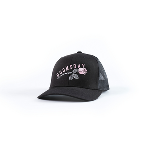 Rose Trucker Cap