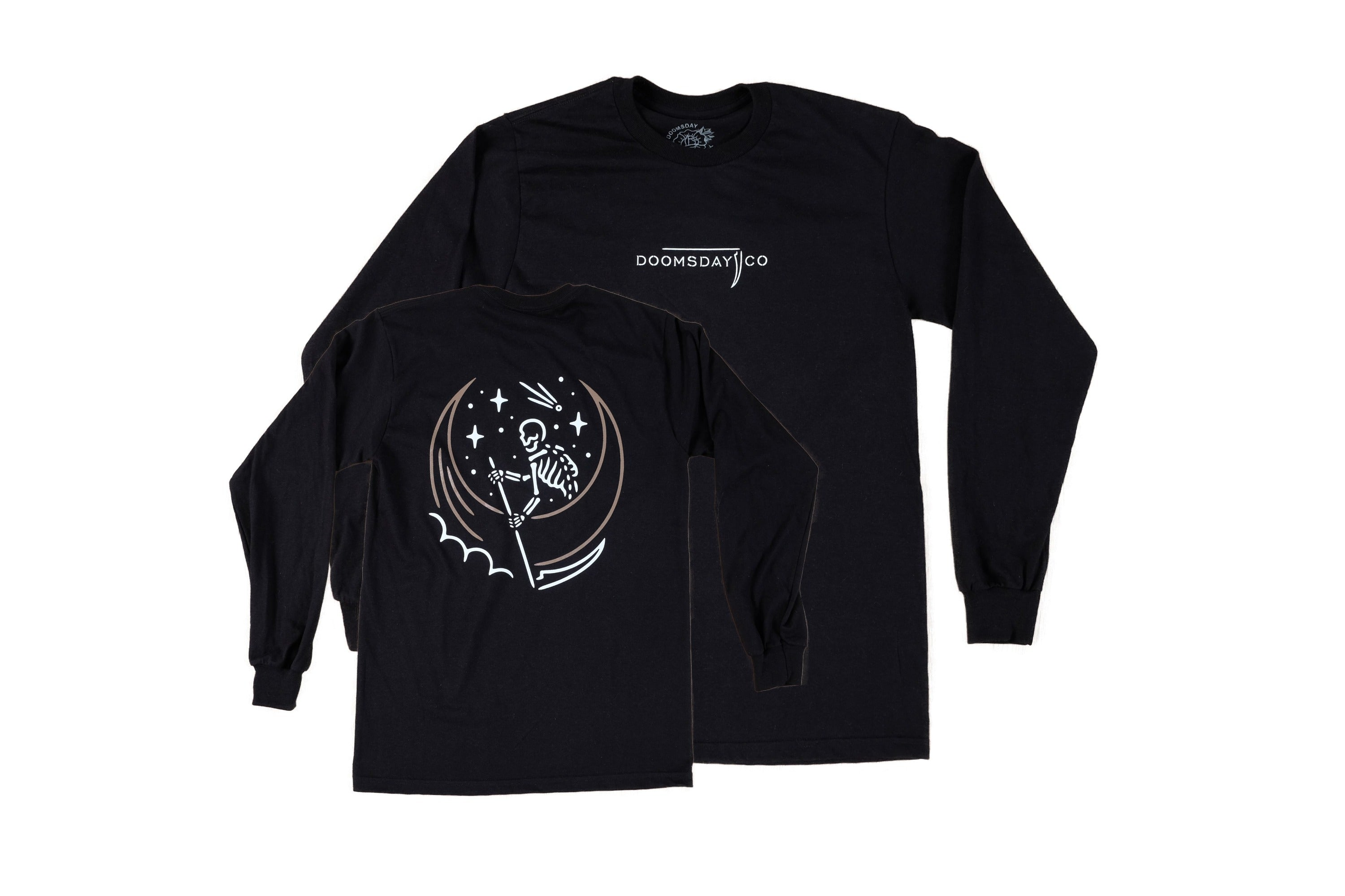 SKELE-MOON LONG SLEEVE
