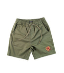 Walk Shorts Military Green