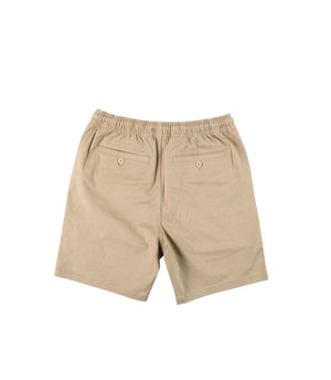 Walk Shorts Tan