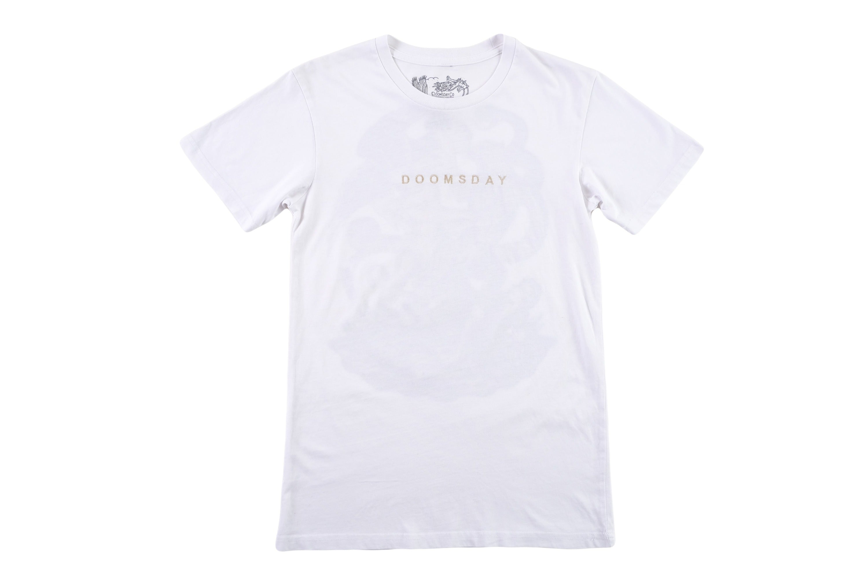 Semboy Battle T-shirt White (NEW)