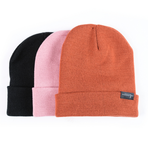 Classic Labelled Beanie (7 colours)