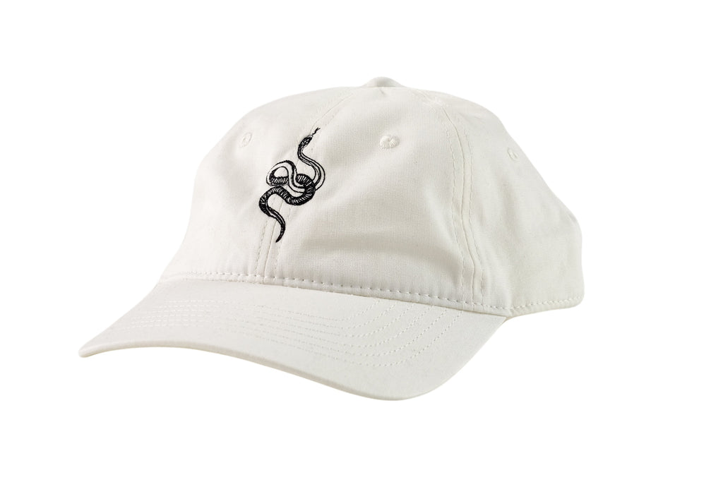 Off White Snake Dad Cap
