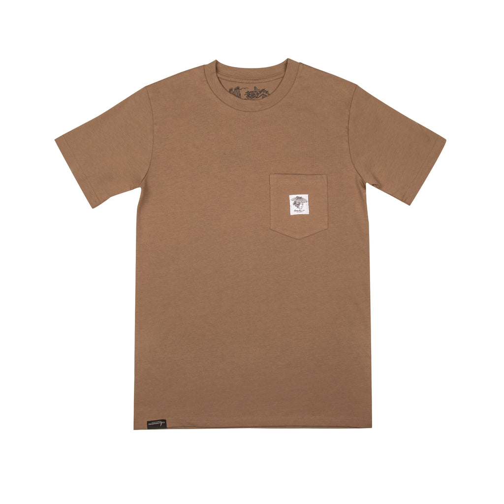 Coffee Pocket T-shirt