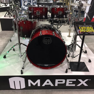MAPEX SATURN SERIES, WITH NEW COLOURS & DESIGN LAB FEATURES - WINTER NAMM 2020 PREVIEW