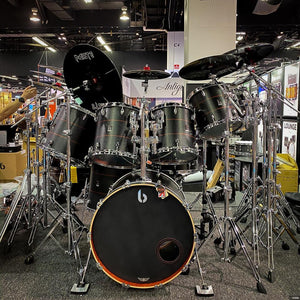 BRITISH DRUM COMPANY ICARUS NICKO McBRAIN SIGNATURE DRUM KIT - WINTER NAMM 2020 PREVIEW