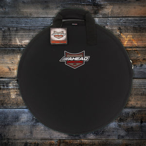"AHEAD ARMOR STANDARD CYMBAL BAG, HOLDS UP TO 22"" CYMBALS"