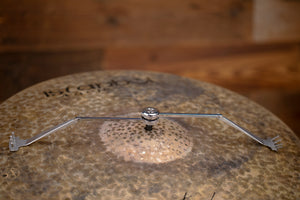 AHEAD 8MM ADJUSTABLE VINTAGE STYLE CYMBAL SIZZLE / FIZZLER WITH RIVETS