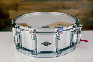 ASBA STEEL LOVING YOU 14 X 5.5 STEEL SNARE DRUM
