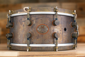 A&F A&F'ers BELL SERIES 14 X 6.5 BELL COPPER SNARE DRUM