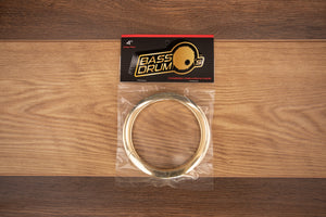 "BASS DRUM O'S 4"" BRASS BASS DRUM PORTAL"