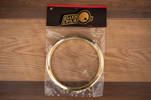 "BASS DRUM O'S 6"" BRASS BASS DRUM PORTAL"
