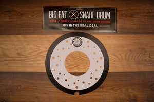 "BIG FAT SNARE DRUM 13"" SWISS RIDE"