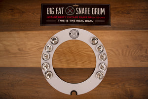 "BIG FAT SNARE DRUM 14"" HALOS RING"