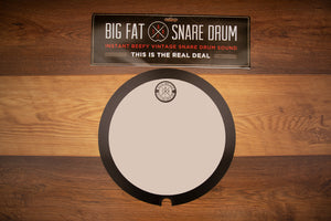 "BIG FAT SNARE DRUM ""THE ORIGINAL"" (SIZES 10"" TO 16"")"