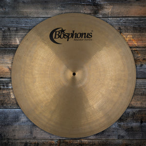 "BOSPHORUS 22"" MASTERS SERIES RIDE CYMBAL (PRE-LOVED)"