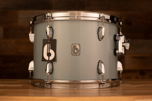 BRITISH DRUM COMPANY 13 X 9 LEGEND SERIES TOM, SKYE BLUE EXO-TONE (INCLUDES TOM HOLDER)