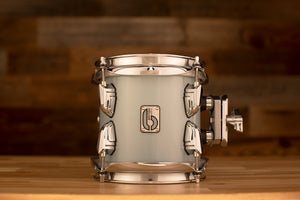 BRITISH DRUM COMPANY 6 X 6 LEGEND SERIES TOM, SKYE BLUE EXO-TONE (INCLUDES TOM HOLDER)