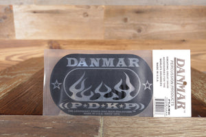 DANMAR FLAME POWER DISC KICK PAD