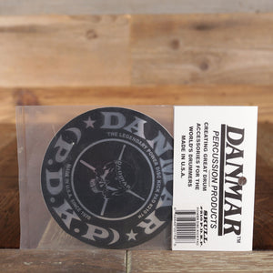 DANMAR SKULL SINGLE POWER DISC KICK PAD