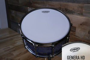 "EVANS GENERA HD SNARE BATTER DRUM HEAD (SIZES 12"" TO 14"")"