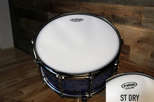"EVANS ST DRY SUPER TOUGH SNARE BATTER DRUM HEAD (SIZES 13"" TO 14"")"