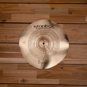 "ISTANBUL AGOP 14"" TRADITIONAL SERIES TRASH HIT CYMBAL SN0074"