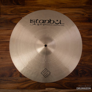 "ISTANBUL AGOP 18"" TRADITIONAL SERIES THIN CRASH CYMBAL"