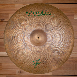 "ISTANBUL AGOP 23"" AGOP SIGNATURE SERIES RIDE CYMBAL SN0078"