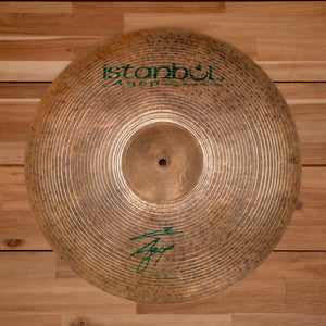 "ISTANBUL AGOP 19"" AGOP SIGNATURE SERIES RIDE CYMBAL SN0286"