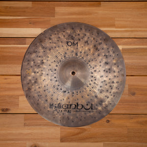 "ISTANBUL AGOP 16"" CINDY BLACKMAN SANTANA OM SIGNATURE SERIES CRASH CYMBAL"