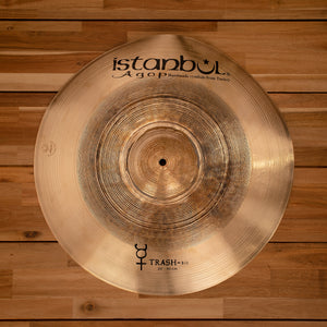 "ISTANBUL AGOP 20"" TRADITIONAL SERIES TRASH HIT CYMBAL SN0288"