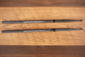 KUPPMEN MUSIC 5A REBOUNCONTROL CARBON FIBER DRUM STICKS, DESIGNED FOR ELECTRIC
