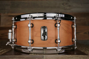 MAPEX BLACK PANTHER DESIGN LAB 14 X 6 CHERRY BOMB SNARE DRUM