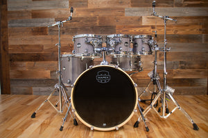 MAPEX MARS SPECIAL CONFIGURATION 3 UP 1 DOWN 6 PIECE BIRCH DRUM KIT, SMOKEWOOD