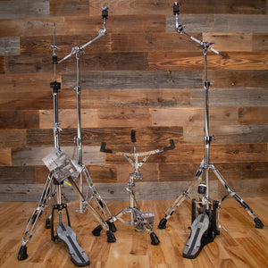 MAPEX MARS HP6005 5 PIECE HARDWARE PACK (CHROME)